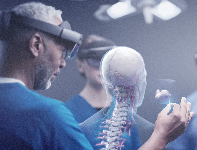 5 ways ar is revolutionizing healthcare